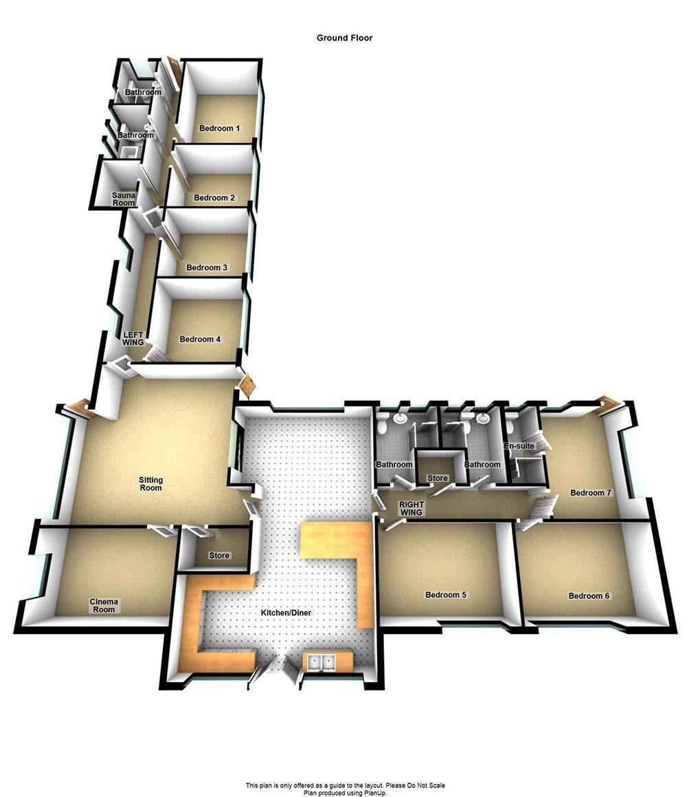 Agricola floorplans